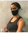 精品 - 3L Caring Mask 首款可殺滅新冠病毒可重用口罩 舒適環保 抗疫必備