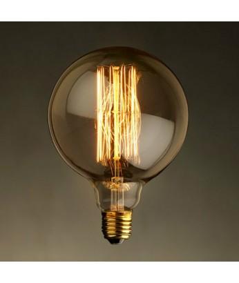 燈膽 - 復古愛迪生G80 G95 G125氣球豎絲燈膽Edison Light Bulb 經典款式 全新演繹