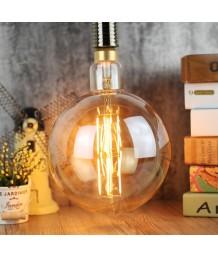 燈膽 - 大氣球LED Filament G200 愛迪生燈膽 經典款式 全新演繹