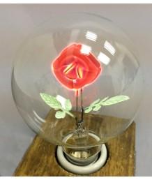 燈膽 - G80 玫瑰花火焰燈膽 經典款式 全新演繹