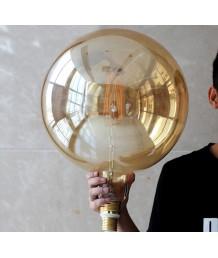 燈膽 - 巨型氣球LED Filament G380 愛迪生燈膽 經典款式 全新演繹