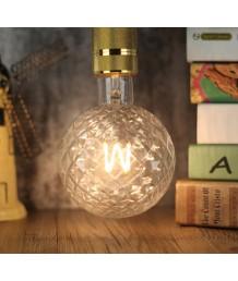 燈膽 - LED filament 刻花玻璃燈膽 經典款式 全新演繹