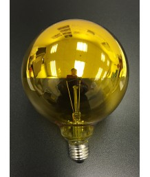 燈膽 - G125金色半電鍍燈膽 經典款式 全新演繹