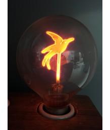 燈膽 - G80  小鳥火焰燈膽 經典款式 全新演繹