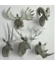 懷舊精品 - 手製野生動物牆飾 自然氣息 生氣盎然