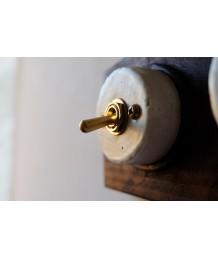懷舊精品 - 懷舊黃銅陶瓷電制 昔日記憶 品味之選