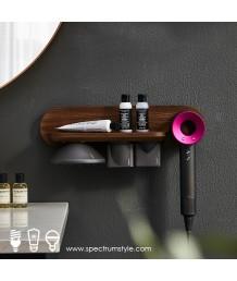 懷舊精品 - 復古木製Dyson風筒架 懷舊品味 型人之選