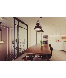 客戶項目 - 攝於客戶杏花村住所