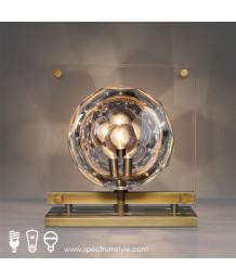 檯燈 - 現代水晶檯燈 現代簡潔 品味之選