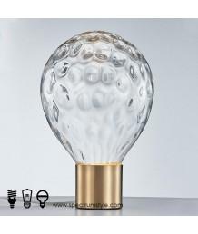 檯燈 - 現代玻璃球檯燈 優美典雅 設計之選