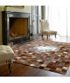 庹身訂造 - 拼湊牛皮地毯 多款組合 潮人必備 每平方米HKD800起 歡迎訂造 只此一家