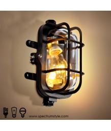 壁燈 - 複古工業倉庫壁燈 設計時尚 品味之選