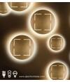 壁燈 - 設計師藝術壁燈 浪漫光影 品味之選