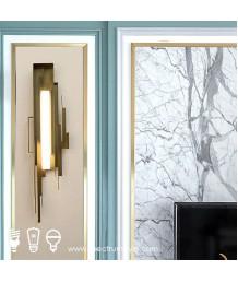 壁燈 - 復古工業銅製壁燈 簡潔優美 潮人首選