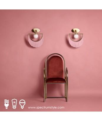 壁燈 - 經典設計師耳環壁燈 簡潔優美 潮人首選