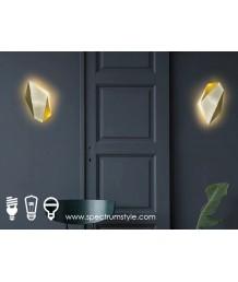 壁燈 - 現代立體LED壁燈 光影浪漫 理想家居