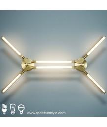 壁燈 - LED鋁材壁燈 別出心裁 簡單精緻