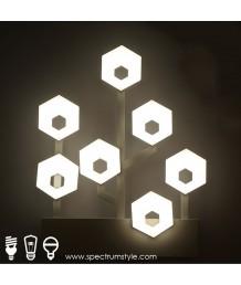 壁燈 - LED樹壁燈 設計特別 生氣勃勃
