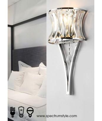 壁燈 - 現代水晶藝術壁燈 別出心裁 潮人必備