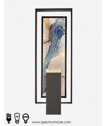 壁燈 -  琺瑯彩色LED壁燈 顏色迷迷 潮人型燈